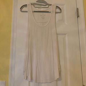American Eagle white tank top